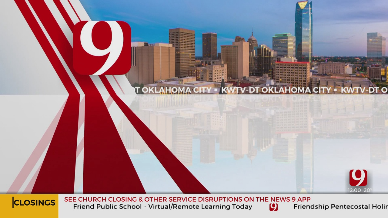 News 9 Noon Newscast (February 17)