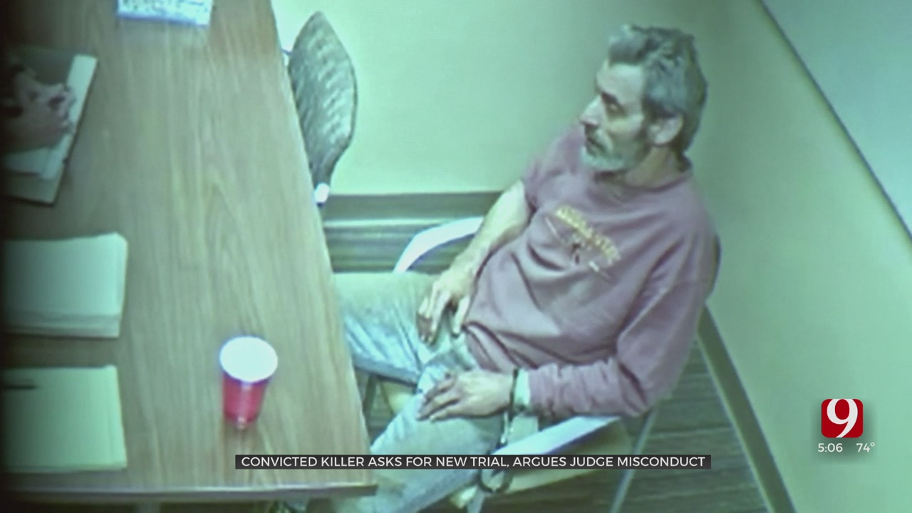 Convicted Killer Asks For New Trial, Argues Misconduct Between Judge & Prosecutor
