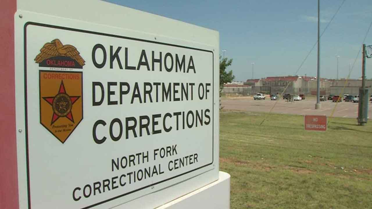 Oklahoma Correctional Facilities Locked Down Statewide Due To Inmate Fight