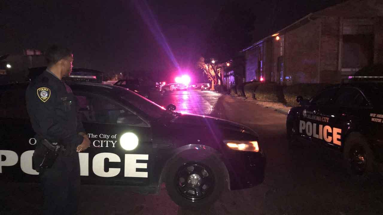 OCPD: 1 Victim Shot At SE OKC Apartment Complex