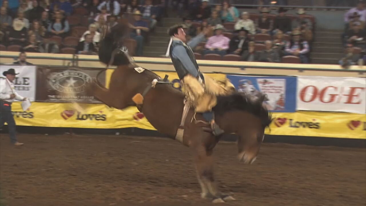 International Finals Rodeo Comes To Guthrie