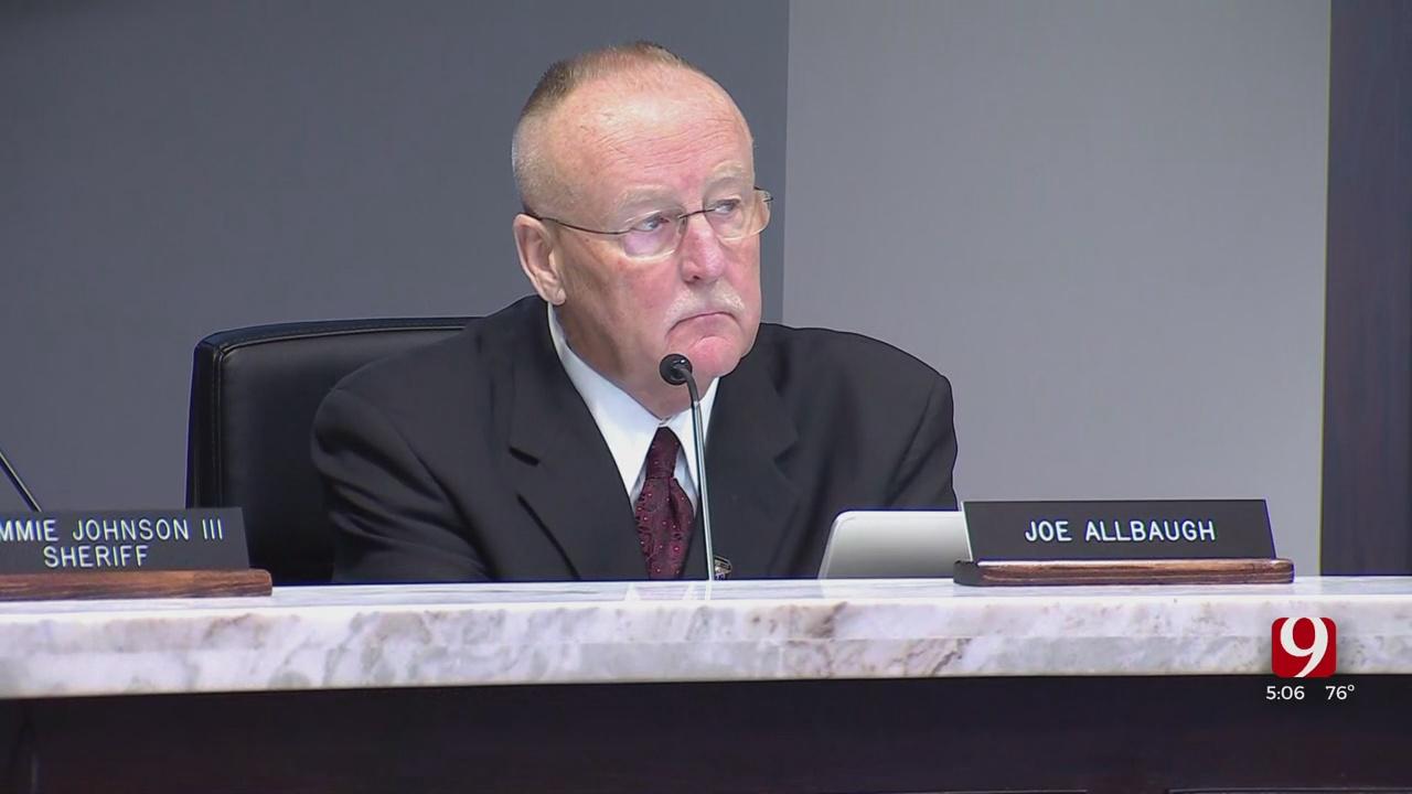 Oklahoma County Jail Trust Elects New Leadership, Gets New Trustee