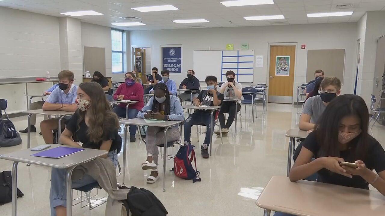 Edmond Public Schools Extends In-Person Instruction
