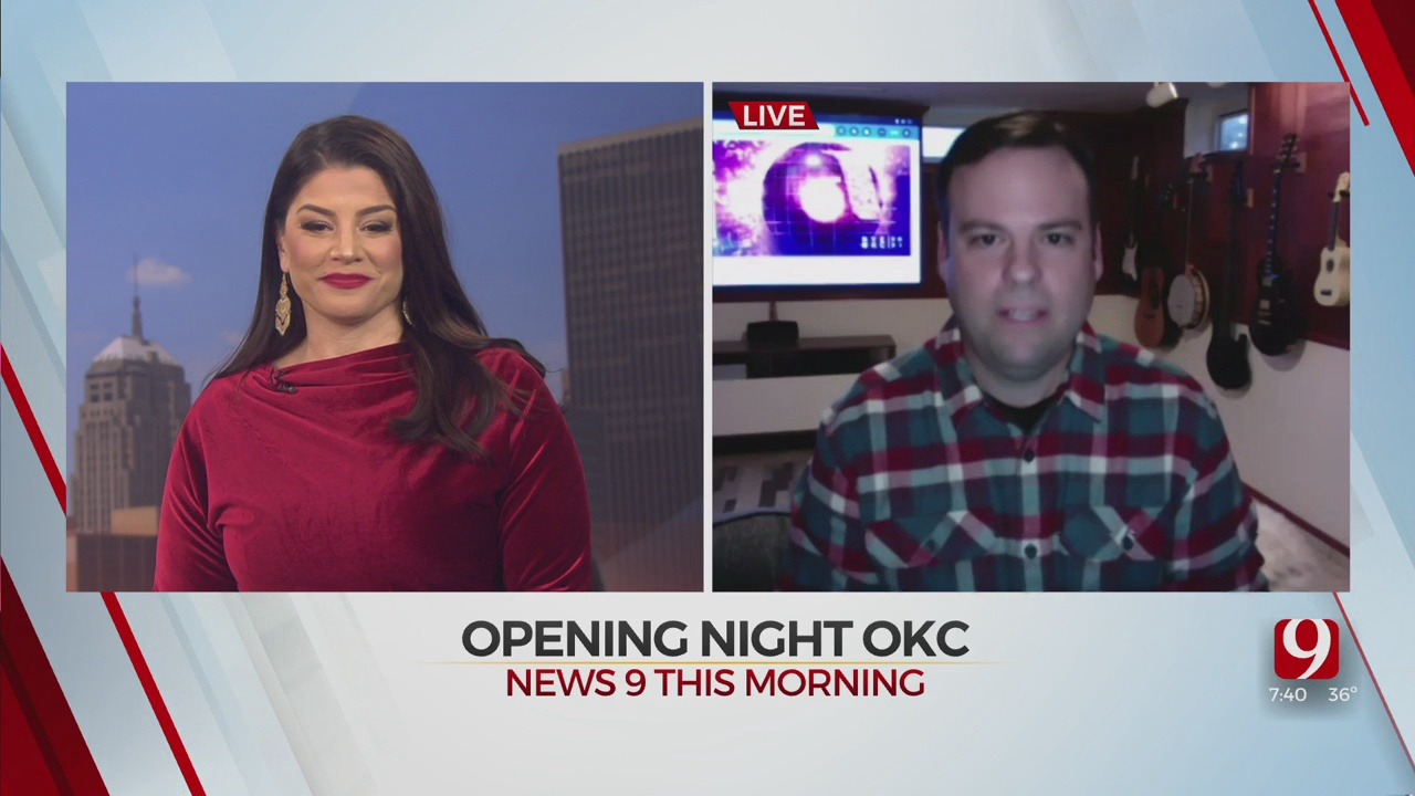 Opening Night In OKC Goes Virtual For 2020