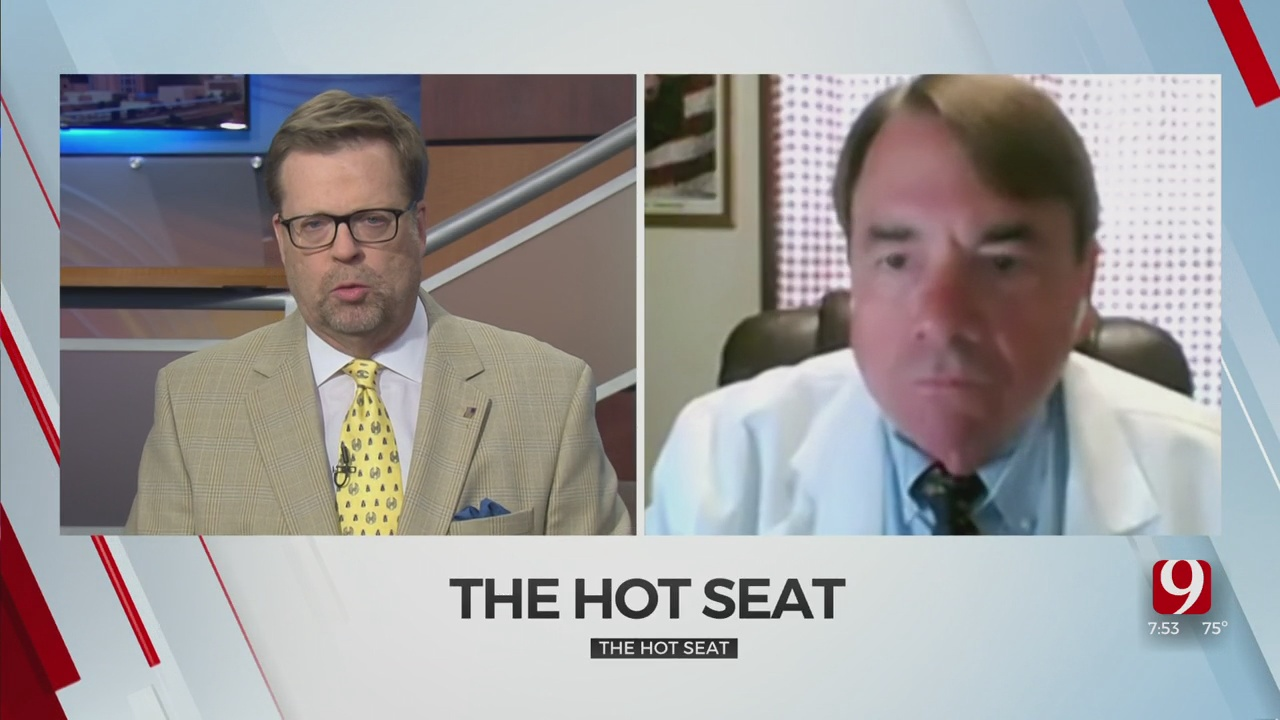 The Hot Seat: Back-To-School Preparation As Delta Variant Spreads