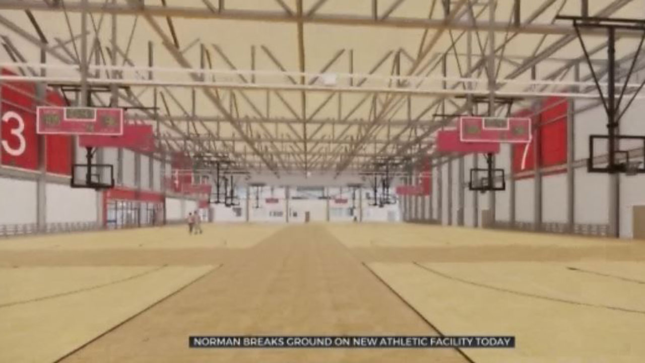 Norman To Break Ground On Multi-Million Dollar Sports Facility Named After Trae Young