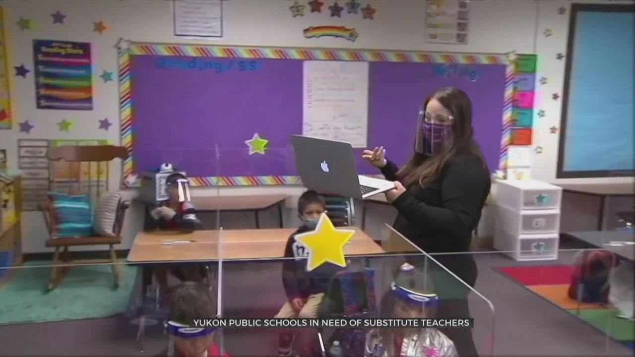 Yukon Public Schools In Need Of Substitute Teachers