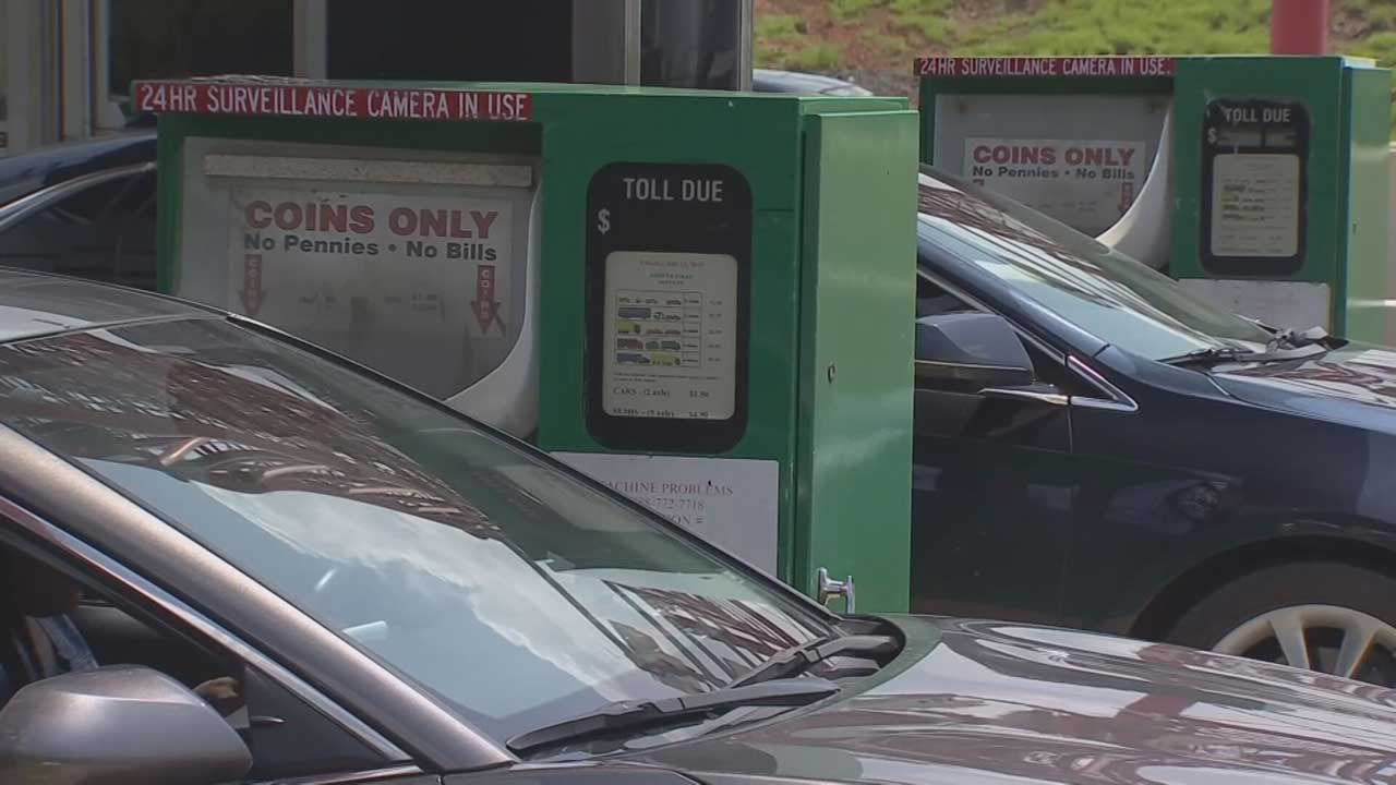 Kilpatrick Turnpike Converts To Cashless Tolling This Weekend