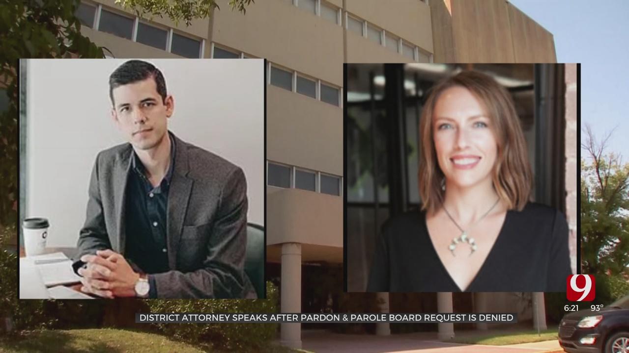 District Attorney Speaks After Pardon & Parole Board Request Is Denied