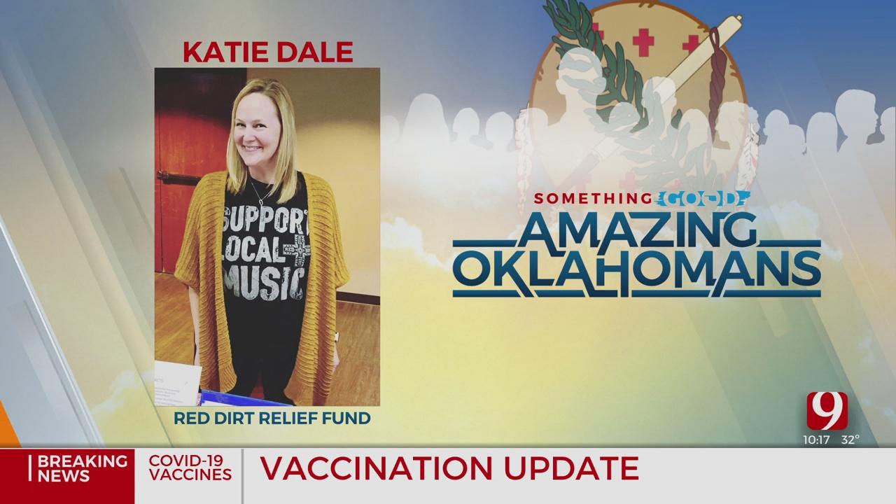 Amazing Oklahoman: Katie Dale