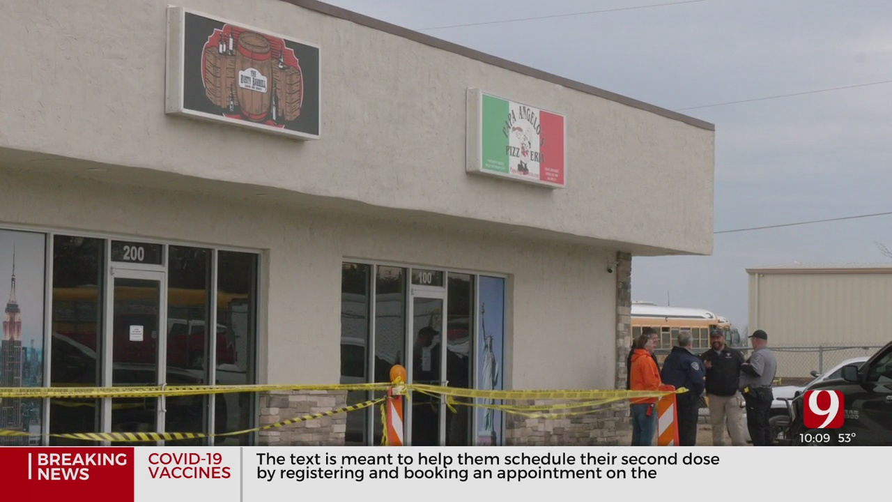 Pizzeria Location Of Jones Flash Fire Actually An Unmarked Marijuana Processing Facility