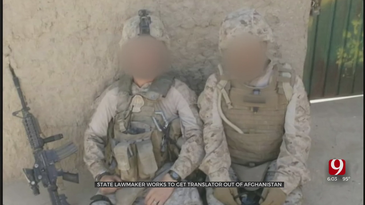 Okla. House Representative Works To Help Rescue Family From Afghanistan