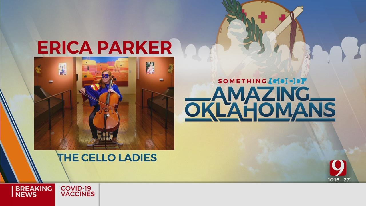 Amazing Oklahoman: Erica Parker