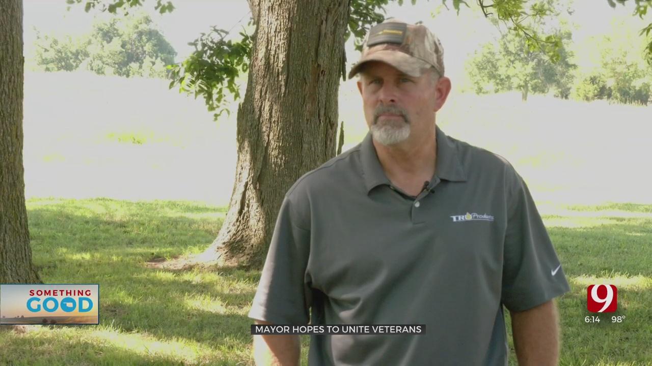 Slaughterville Mayor Hosting Event For Veterans' Mental Health
