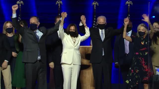 Vice President-Elect Kamala Harris, A Woman Of Many Firsts