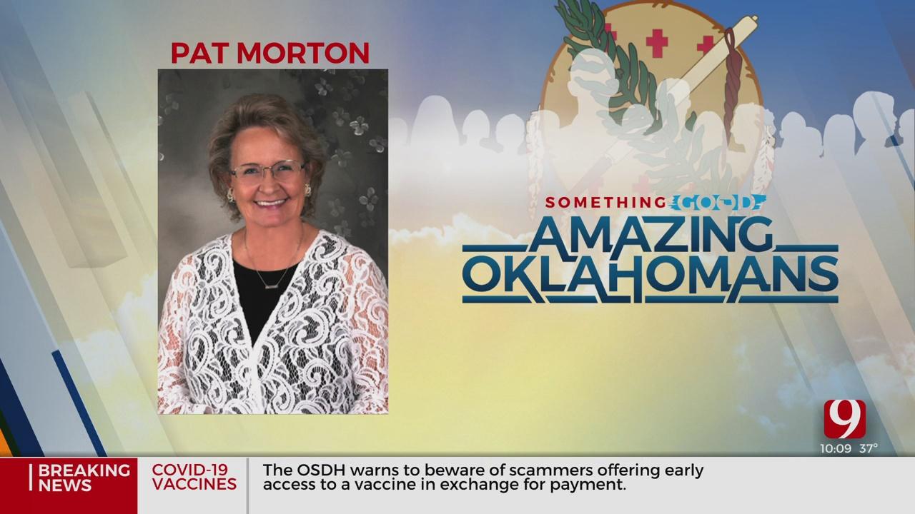 Amazing Oklahoman: Pat Morton