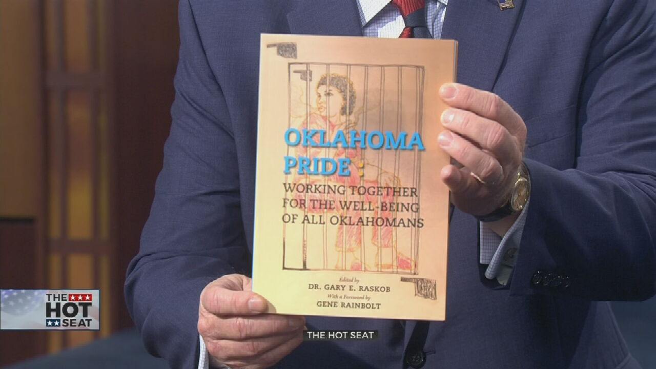 The Hot Seat: Discussing 'Oklahoma Pride: Working together For The Well-Being Of All Oklahomans'