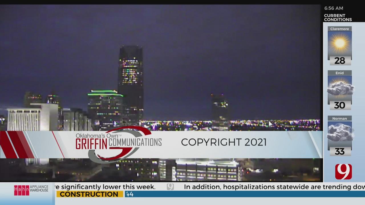 News 9 6 a.m. Newscast (Feb. 5)