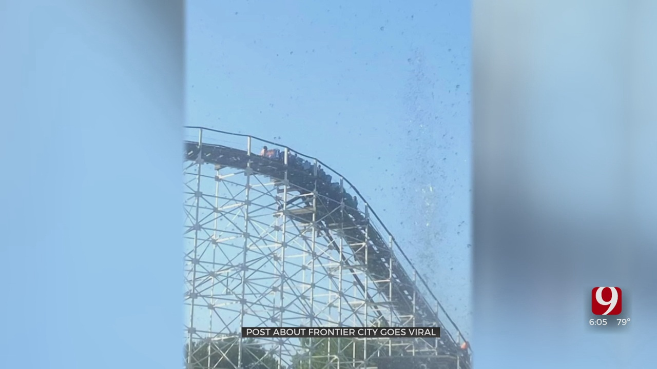 Family Banned From Frontier City After Man Delivers Water To Visitors Stuck On Wildcat Roller Coaster