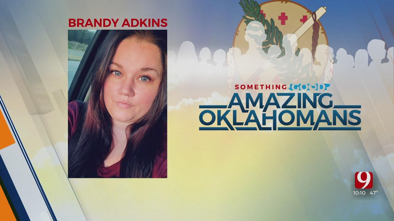 Amazing Oklahoman: Brandy Adkins