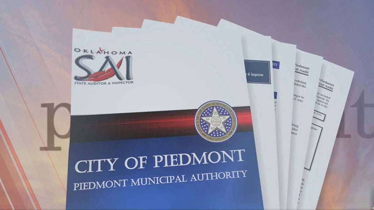 Piedmont City Manager Fired After State Audit