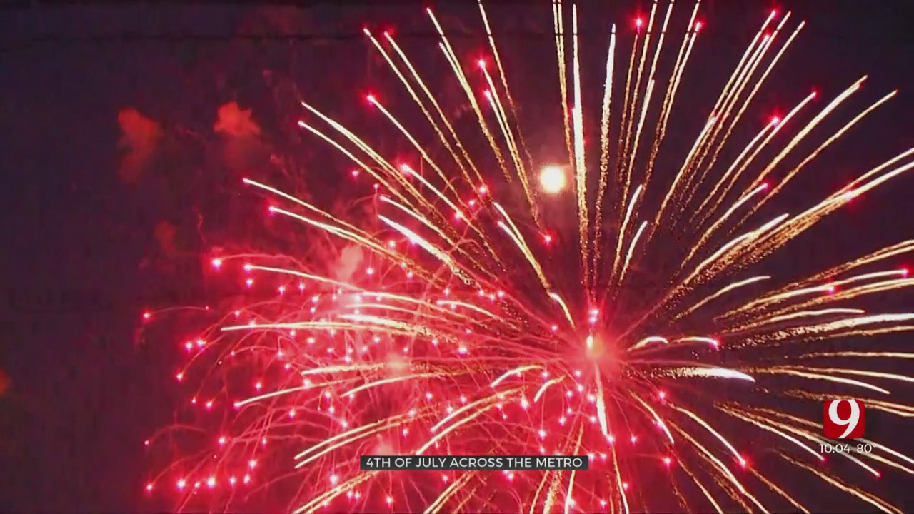 'It's Nice To Be With Community And People Again': Oklahomans Celebrate Fourth Of July Weekend