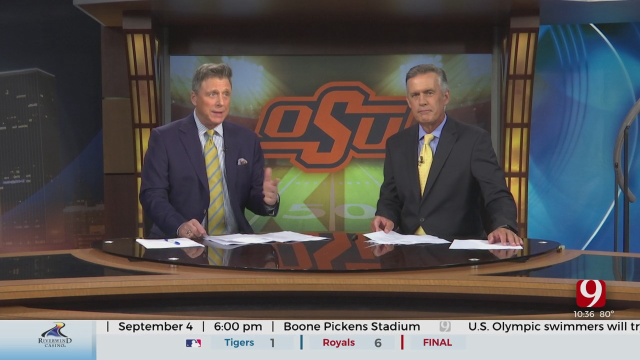 Does The Big 12 Survive? What's Next For OSU?