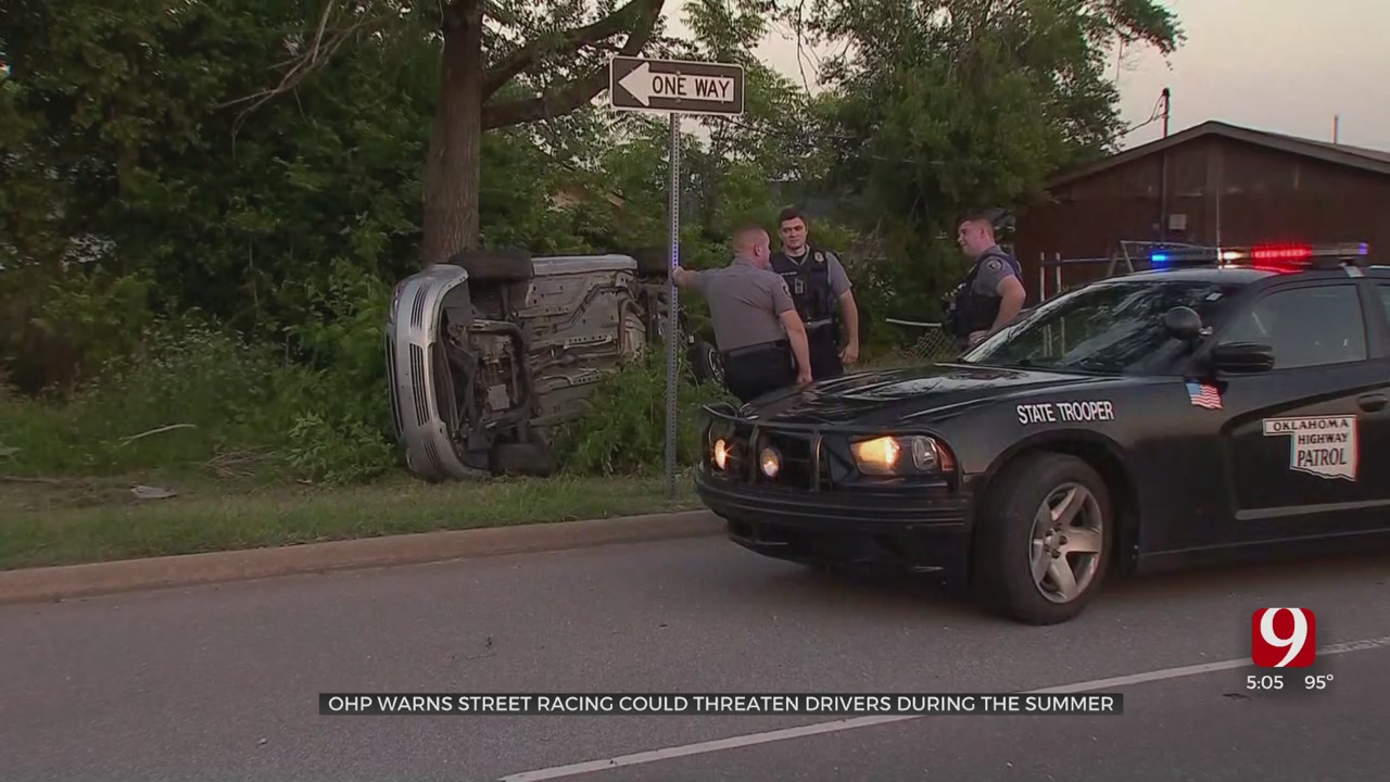 OHP Sees An Increase In Street Racing During Summer Months