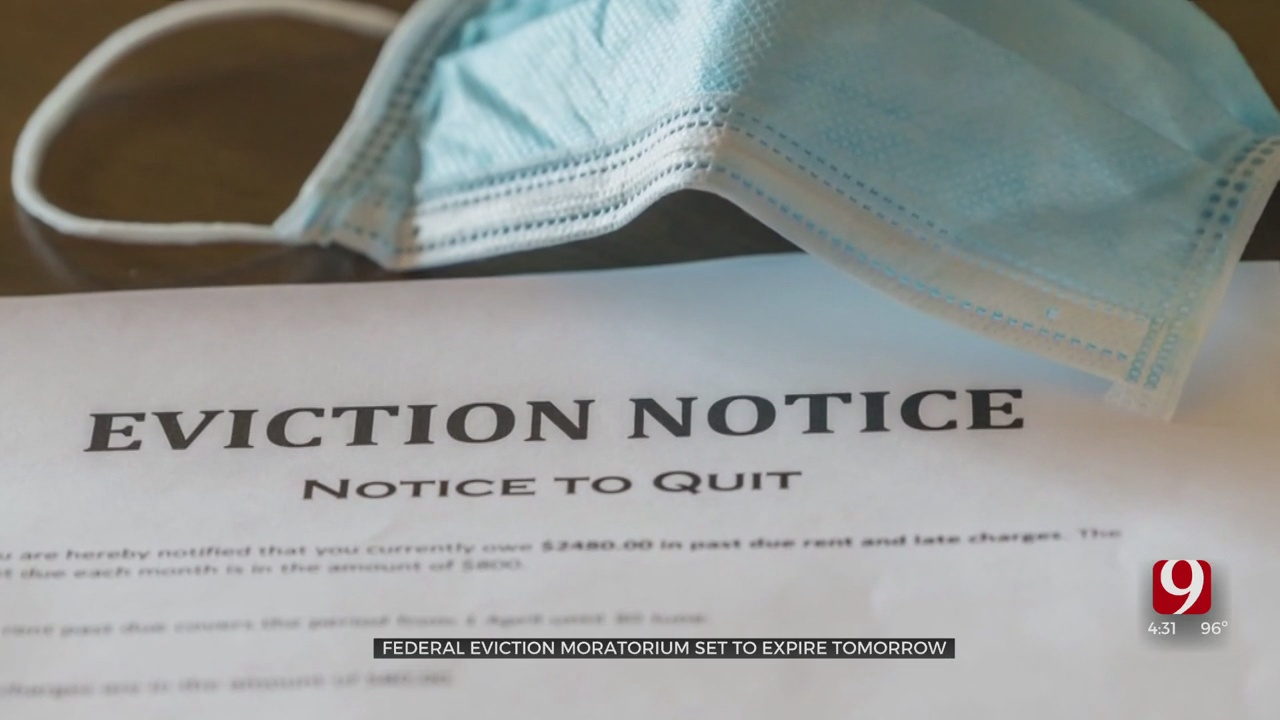 How Oklahomans Can Get Help As The Eviction Moratorium Ends