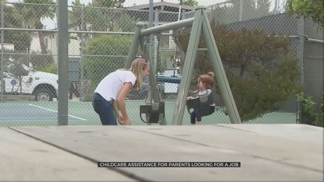 New Program Helps Parents With Childcare Costs During Job Search