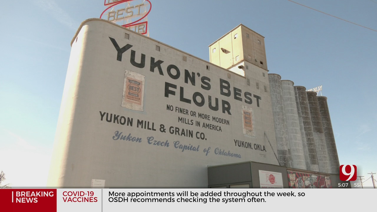 Yukon Residents Concerned About The Future Of Its Historic Flour Mill