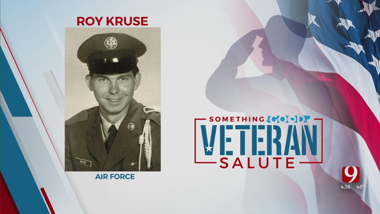 Veteran Salute: Roy Kruse