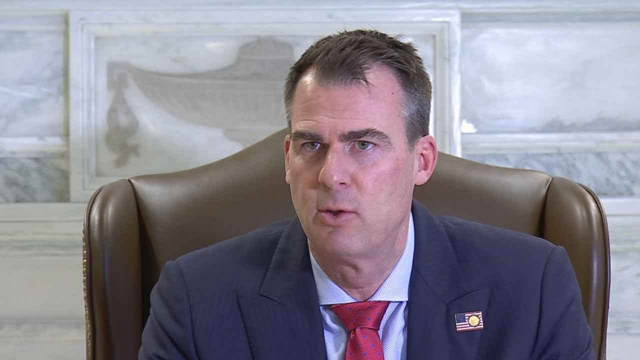 Governor Stitt Reflects On Past 365 Days As One Year Anniversary Of COVID-19 Nears