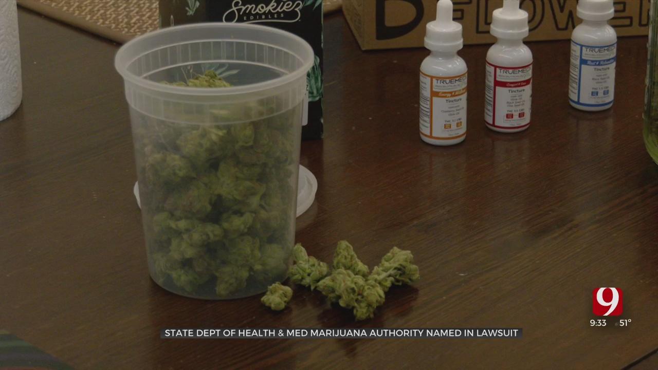 New Lawsuit Seeks To Halt New Medical Marijuana System