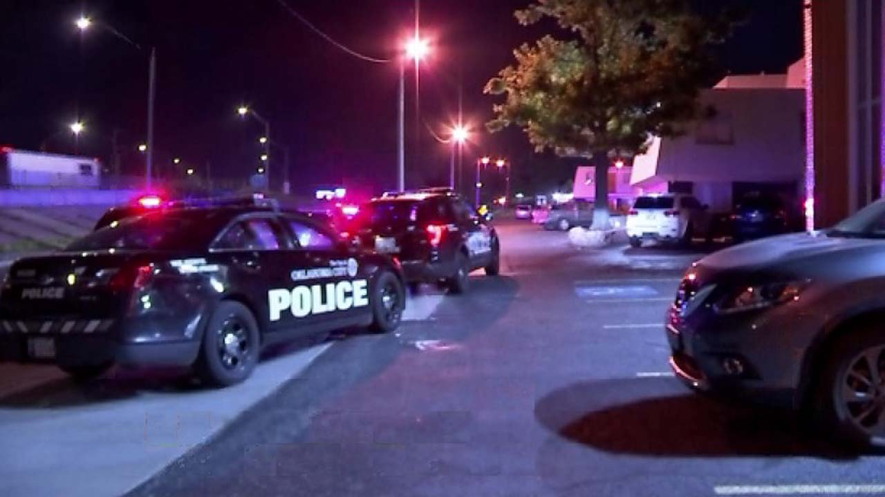 OKC Police Search For Suspect After Overnight Shooting Leaves 1 Critically Injured