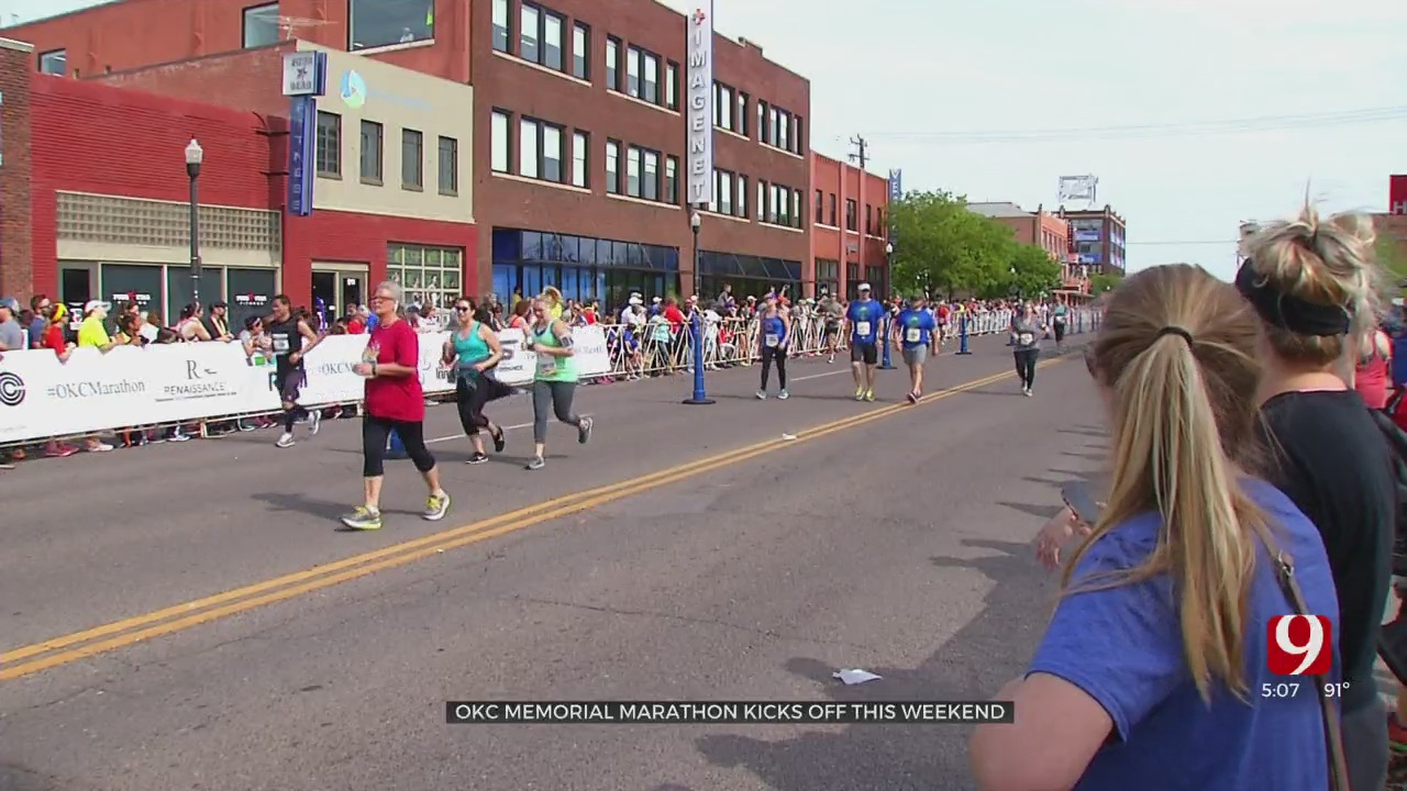 What You Need To Know Ahead Of The OKC Memorial Marathon