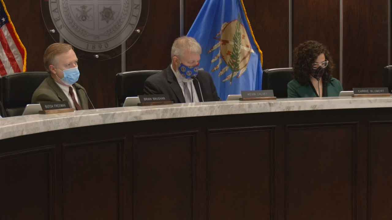 Oklahoma County Officials Approve Their Own $17,000 Pay Raise