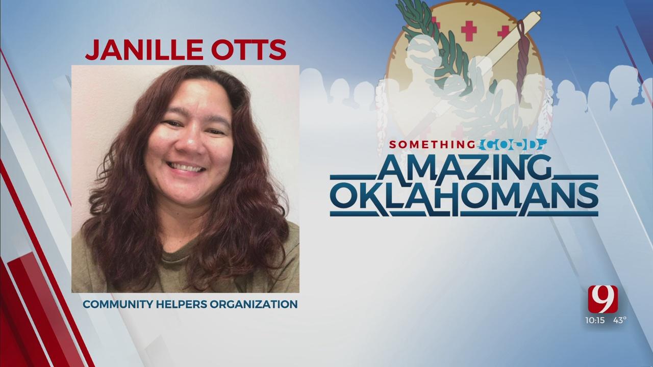 Amazing Oklahoman: Janille Otts