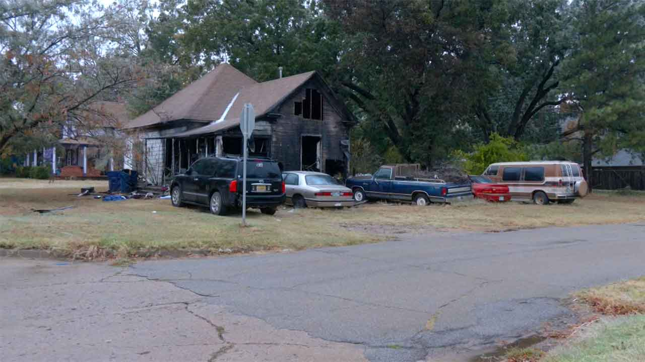 Fire Destroys Home Of Guthrie Police & Fire Dispatcher