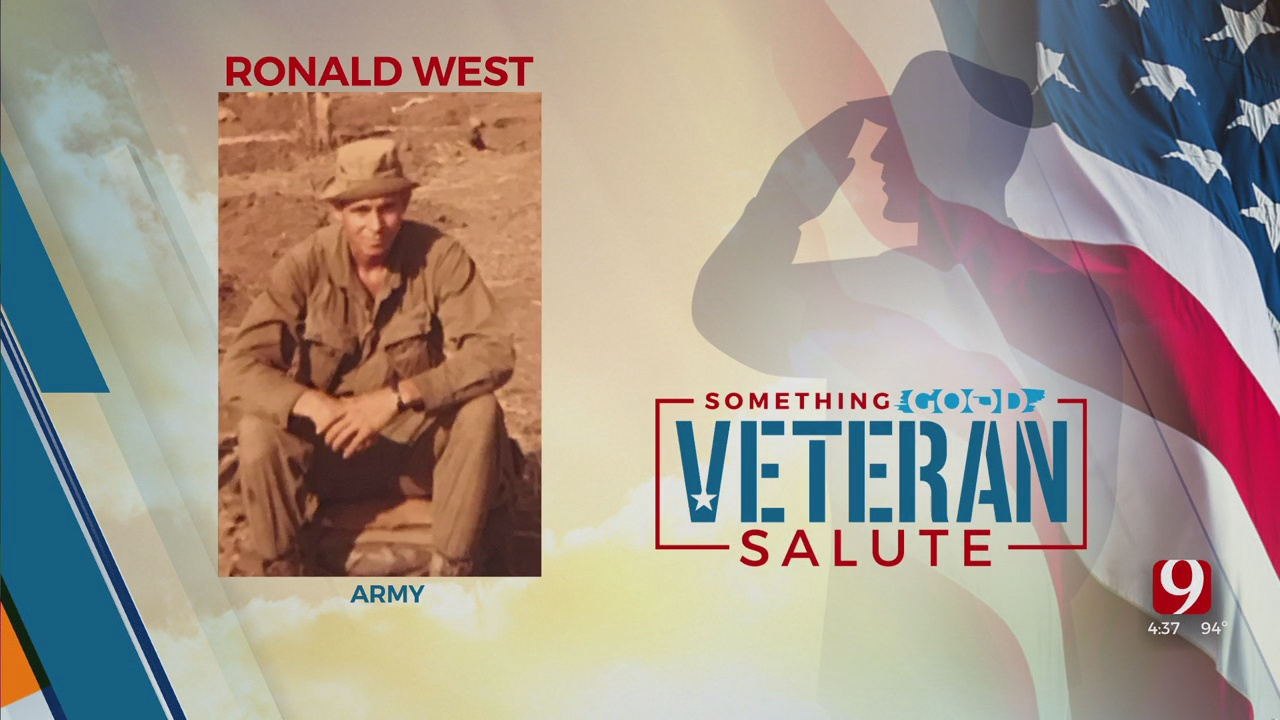 Veteran Salute: Ronald West