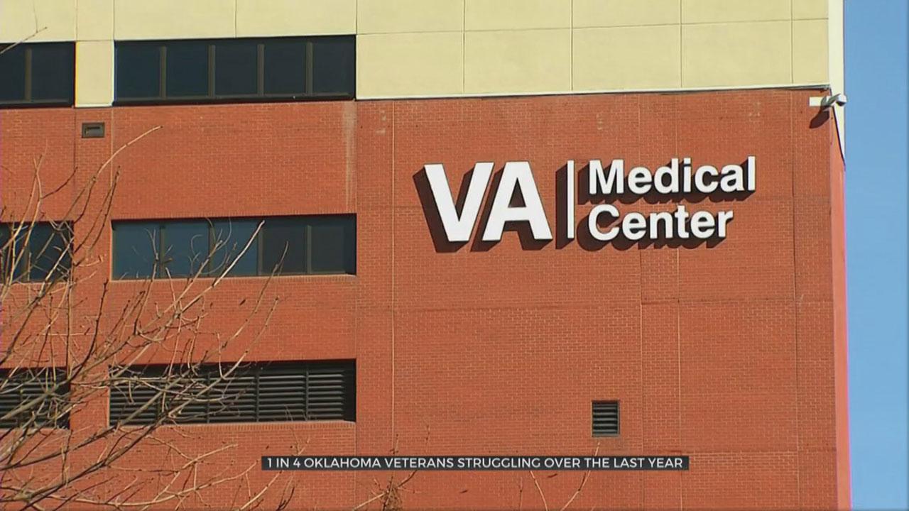 VA Provides Suicide Prevention Resources For Oklahoma Veterans