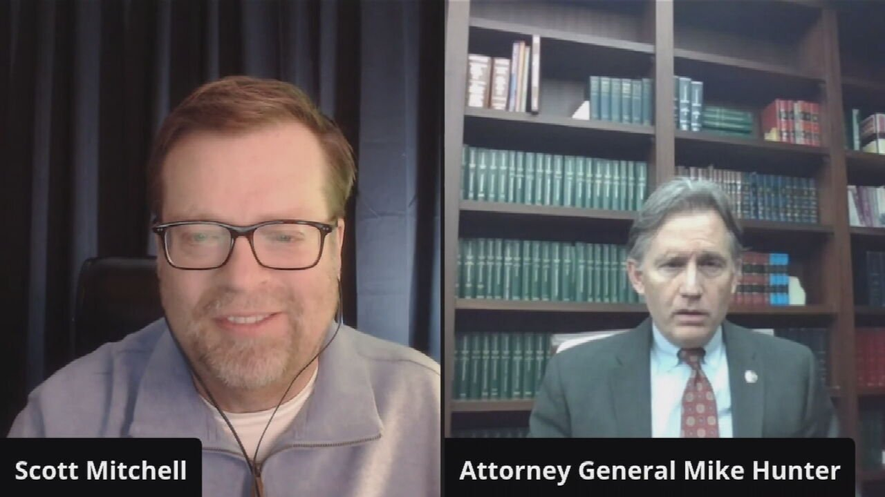 The Hot Seat: Oklahoma Attorney General Mike Hunter On Texas Lawsuit