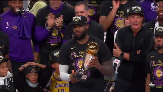 Fans' Celebration Of Lakers' Title Turns Ugly