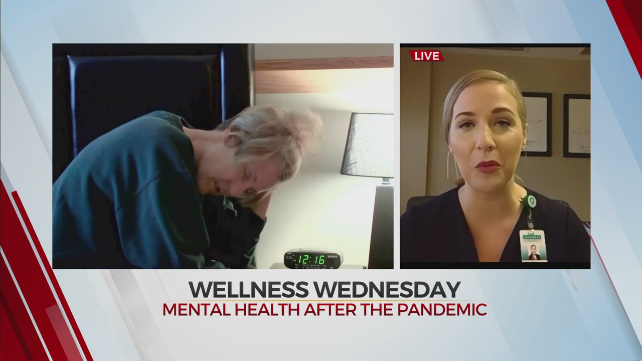 Wellness Wednesday: Mental Health After Pandemic