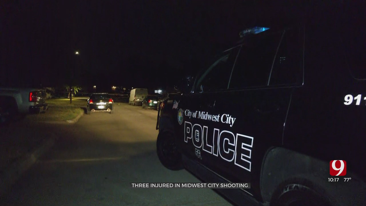 Shooting In Midwest City Leaves Multiple People Injured, Authorities Confirm