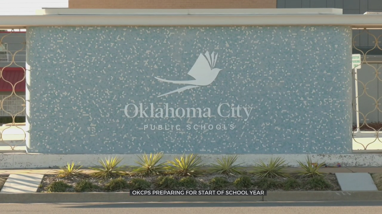 OKCPS Excited To Start In-Person Learning For The New School Year Amid COVID-19 Pandemic