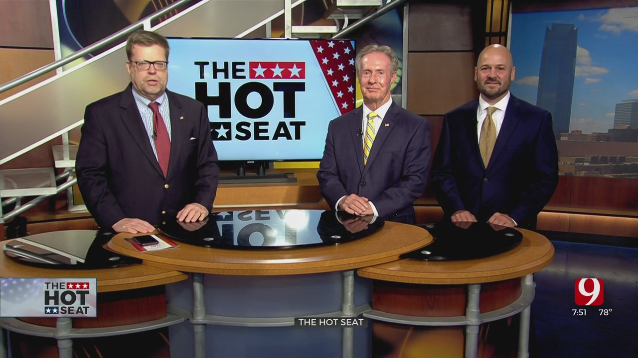 The Hot Seat: What Oklahomans Can Do To Help Afghanistan Veterans