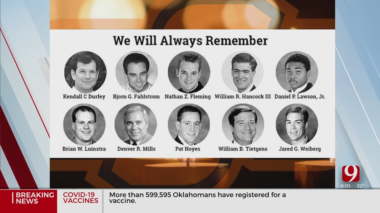 Remembering The 10: 20th Anniversary Of Deadly OSU Plane Crash