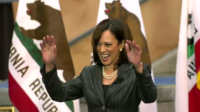 Sen. Kamala Harris Through The Years