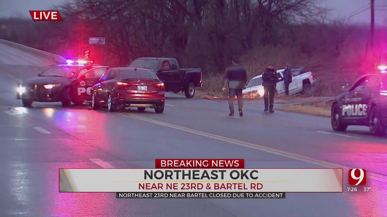 Officer-Involved Crash